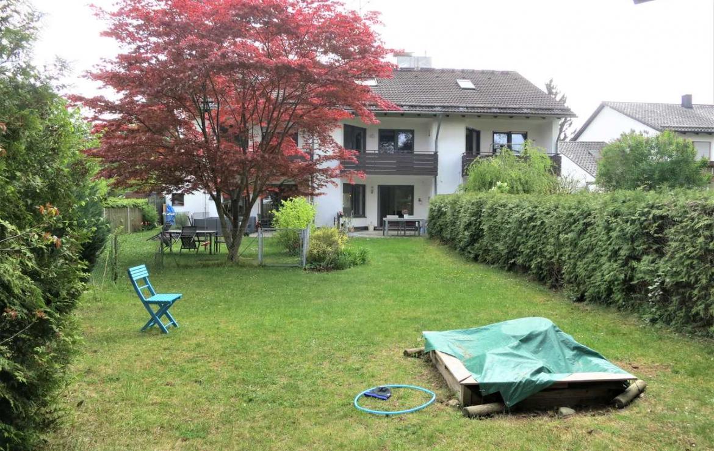 400qm Gartengrundstück
